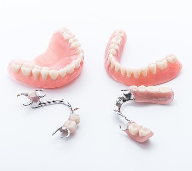Mamaroneck Dentures and Partial Dentures